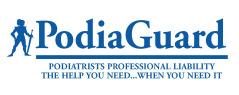 Podia Guard Logo